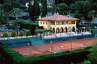 Hanbury Tennis Club
